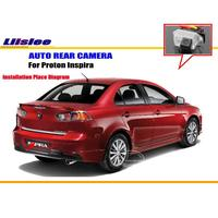 Car Rear View Camera Back Up Reverse Parking Camera For Proton Inspira 2007 2015 License Plate