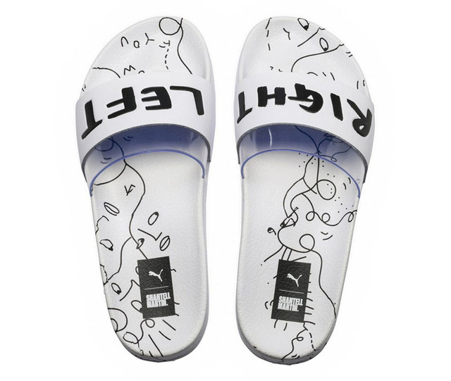 2018 New Arrival PUMA X SHANTELL MARTIN Clyde Slippers Leisure Women s  Shoes Classic Waterproof Couple Beach Slippers Size36-44 d5ac9f843
