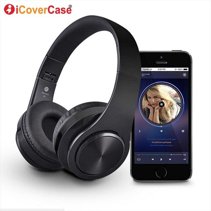 Wireless Bluetooth Headphone For Sony Xperia XZ2 Premium XZ1 Compact XZ XZS X XA XA1 Plus XA2 Ultra L1 L2 R1 E5 Earphone Headset