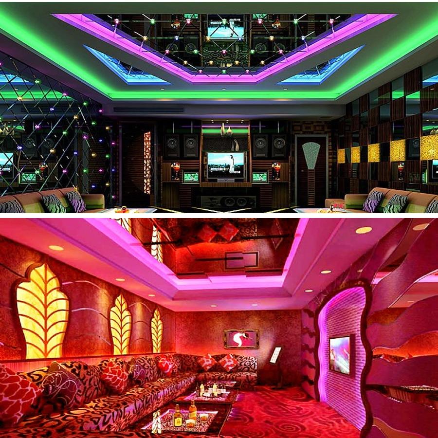 RGB-LED-Strip-Light-5050-30Leds-m-led-Tape-Waterproof-Flexible-diode-rgb-ribbon-24Key-Wifi (4)