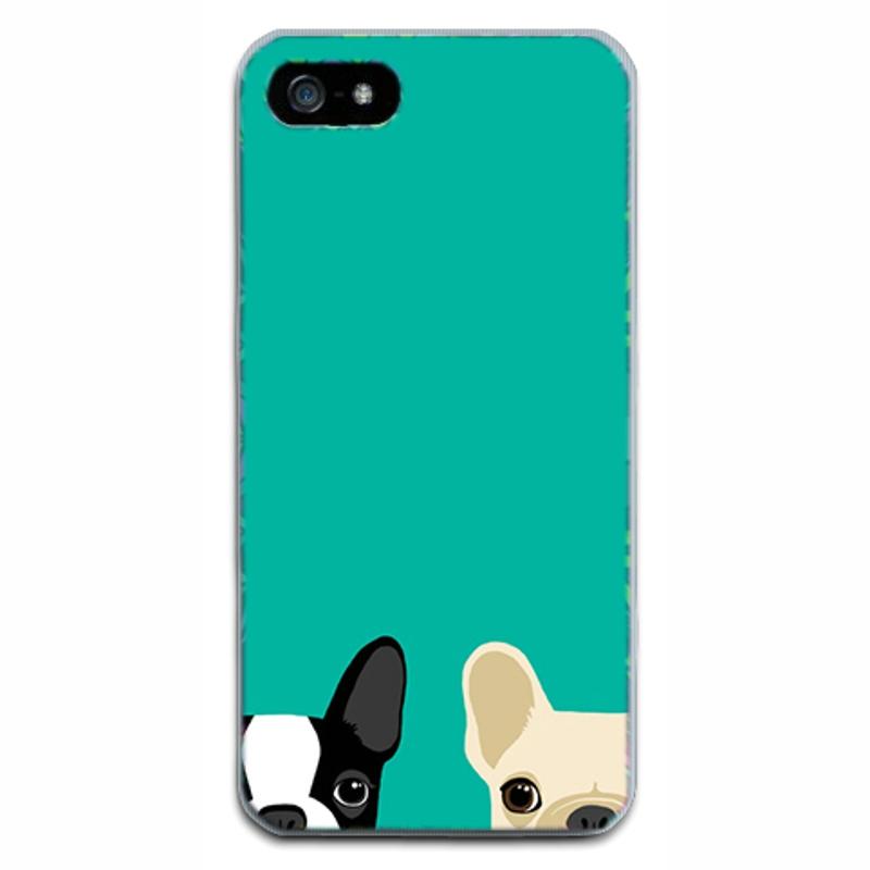 HTB1GB8ORpXXXXa4XFXXq6xXFXXXB - Dog Cute Animal Soft TPU Cases For Iphone 5 5S SE Cover Phone Bags Silicon Thin PTC PTC 197