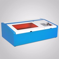 40W USB PORT Updated  CO2 Laser Engraving  Machine for Woodworking