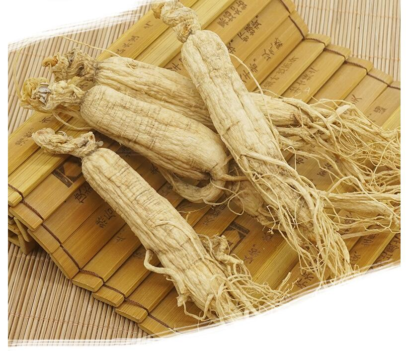 Northeast changbai mountain ginseng dry ginseng 500g box full ginseng футболка мужская calvin klein jeans цвет белый j30j306447 1120 размер s 44 46