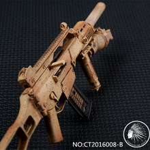 цена на 1/6 Scale Military Gun Toy Set Soldier accessories Weapon German G36 Rifle Gun Model MiniCT2016008 For 12inch Action Figures DIY