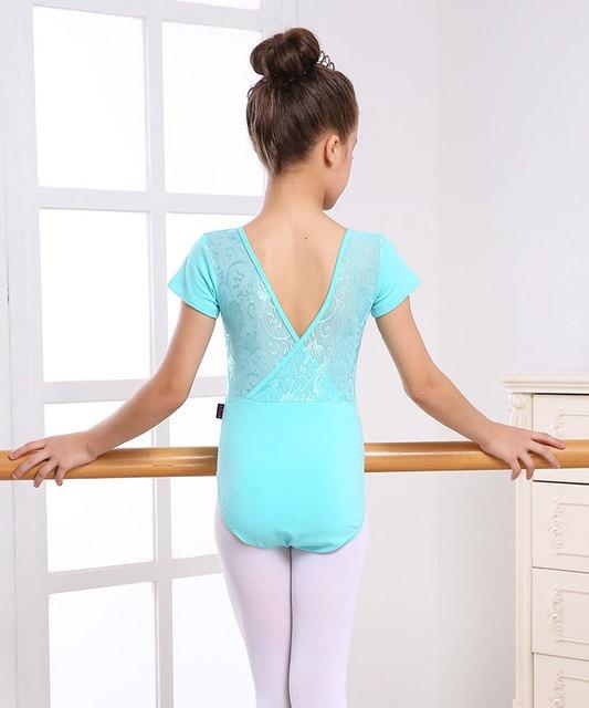 Черные кружевные девушка балерина купальника платье балетное для девочки для детей танцевальная одежда для девочек Детские балетные костюмы для девочек Купальник для танцев