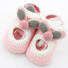 3-24 months baby socks boys girls warmer Toddler  Cotton Kids anti-skid socks 2017 New Fashion Clothing Accessories