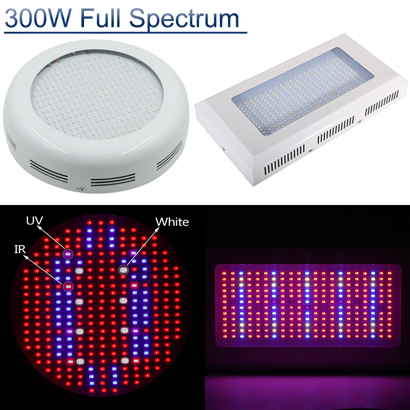 Round/Panel Grow Led Full Spectrum 300W 5730 SMD LED Horticulture Grow Light Best For Hydroponics Vegetables Plants Lighting 1pcs full spectrum 300w led grow lights horticulture garden flowering hydroponics vegetables plant lamps aquarium free shipping
