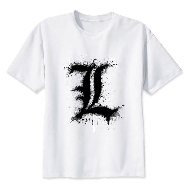 Death Note Ryuzaki T shirt