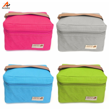 2016 Lancheira Thermo Lunch Bags Cooler Insulated Lunch Bags Women Kids Thermal Bag Lunch Box Food Picinic Bag Tote Handbags 45