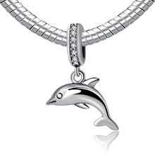 charm pandora delfin