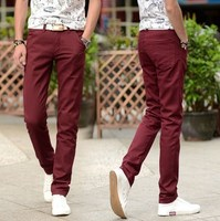 2017 Spring Summer Autumn Men S Straght Thin Pants 100 Cotton Casual Pants Men Slim Fit