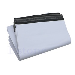 100Pcs/Bag Poly Mailer Plastic Shipping Mailing Bags Envelope Polybag 20*34cm/13*30cm/25*34cm New