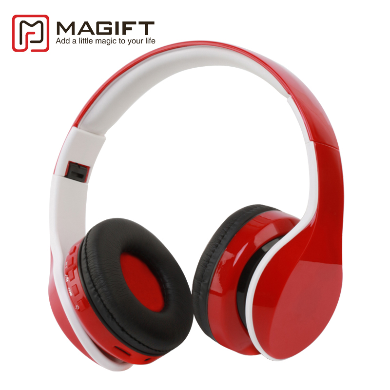 Magift headphones Support TF Card FM Radio Wired wireless headphones bluetooth earphone Apt-x auricolari for mp3 mp4 urbanfun headsets sport wireless bluetooth headphones with microphone wired fm stereo radio mp3 player tf card for mobile phone iphone