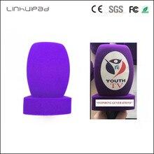 Linhuipd top grade Interview Mikrofone Schaum windschutz Handheld windschutzscheibe mic abdeckungen