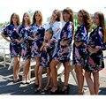 Белый Атласный Халат Халаты Для Женщин Невесты Халаты Кимоно Шелк Свадьбы Халаты Nightgown Женщин Пижамы Pijama Ночная Рубашка Халат