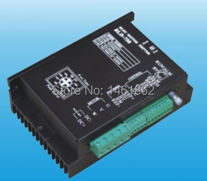 BLD-750  motor driver brushless motor controller 750W 18-50V (24V 36V 48V) Brushless drive board with built-in controller brushless dc motor driver bldc controller bld 120a for 42 brushless motor