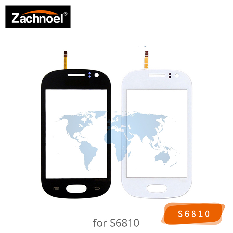 3 5 Inch Touch Screen for Samsung Galaxy GT 6810 S6810 S6812 Digitizer Panel Sensor Lens