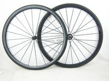 Super light 1180g wheel 38mm tubular 25mm width carbon road wheel,11 speed cycle racing wheel 700C