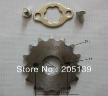NEW 15 t tooth 20MM FRONT ENGINES sprocket FOR 420 CHAIN motorcycle MOTO PIT dirt ATV parts bike