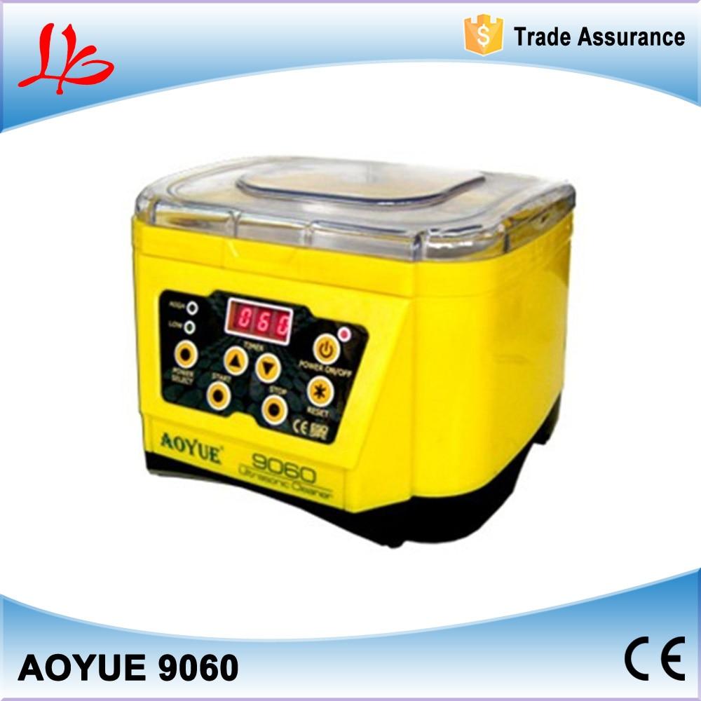 AOYUE 9060 220V washing machine desktop digital ultrasonic cleaner can clean jewelry квикдекор старый канал в лесу вар 1 ap 00569 15651 v1 9060