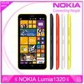 Nokia Lumia 1320 оригинальный бренд лучшие Lumia 1320 3 г сети с 5-мп камерой окна ремонт мобильный телефон с подарок