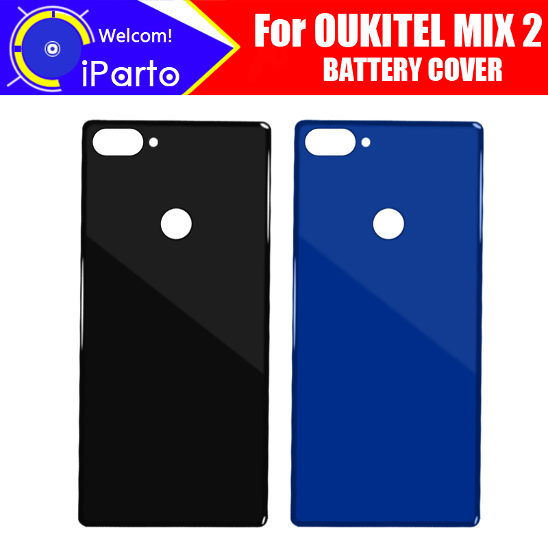 OUKITEL MIX 2 Battery Cover 100% Original New Durable Back Case Mobile Phone Accessory for OUKITEL MIX 2|Mobile Phone Housings & Frames| |  - title=