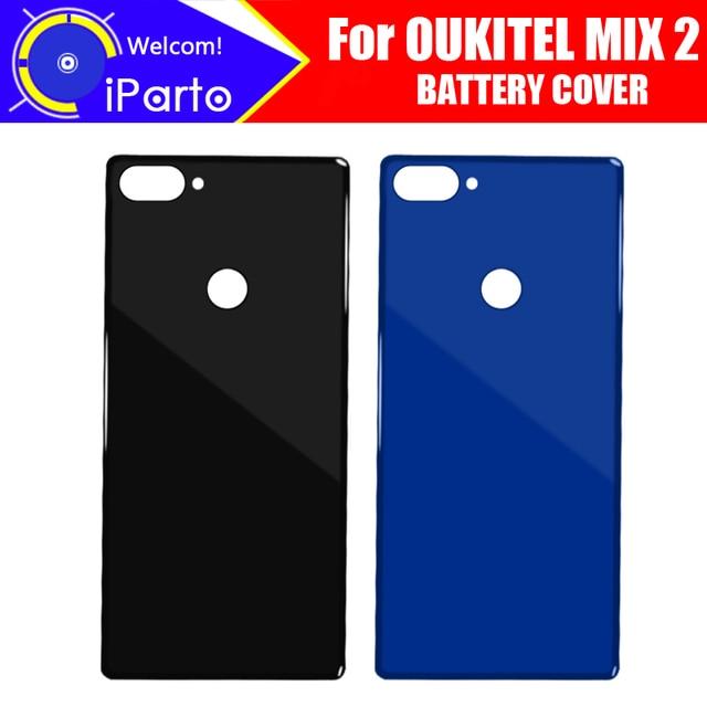 OUKITEL MIX 2 couvercle de batterie 100% Original nouveau Durable coque arrière accessoire de téléphone portable pour OUKITEL MIX 2