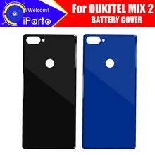 OUKITEL MIX 2 pil kapağı 100% orijinal yeni dayanıklı geri durumda cep telefon aksesuarı OUKITEL MIX 2