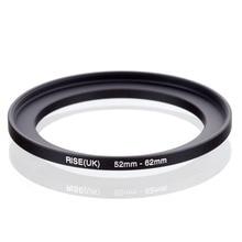 Original RISE (royaume uni) 52mm 62mm 52 62mm 52 à 62 adaptateur de filtre à anneau dentraînement noir