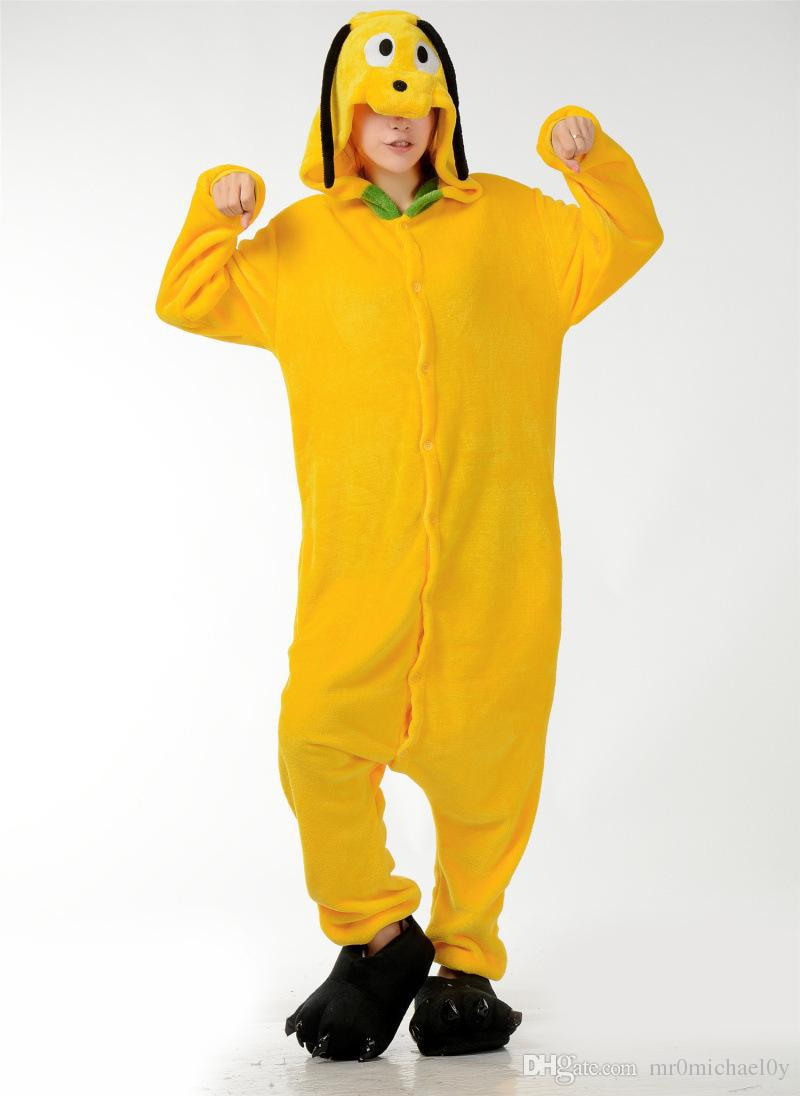 f66ae63898da Funny Animal Pajamas Onesies For Adult Goofy Dog Onesies For Men And Women  One Piece Onesie Pajamas Animal Costume on Aliexpress.com
