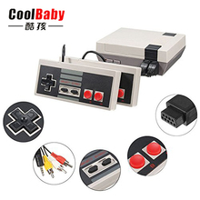 8 bit Mini Family TV Game Console Retro Classic video Consoles Built-in 500 Childhood Classic Games for nes for kids childhood