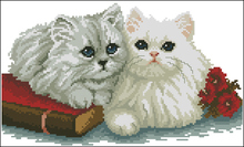 Needlework,DIY Cross Stitch,Sets For Embroidery kits,11CT&14CT,Cat
