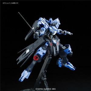 Image 4 - Bandai Gundam HG IBO TV 1/100 Full Mechanics Vidar Mobile Suit Assemble Model Kits Anime Action Figures Toys for children Gift