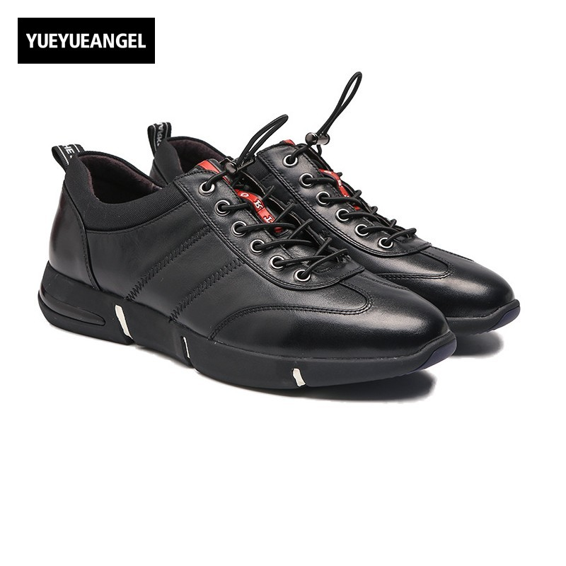 Autumn New Fashion Mens Casual Shoes Lace Up Male Footwear Zapatillas Hombre Casual Lacets Chaussures Erkek Ayakkabi Scarpe white casual shoes man genuine leather male footwear lace up round toe new arrival fashion british lacets chaussures top quality