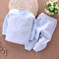 2016 Ropa Del Bebé Del Algodón de Primavera Marca Otoño Recién Nacido ropa de Las Bragas Camisa de Manga Larga de Los Trajes Baratos Infantil Niños Niñas ropa