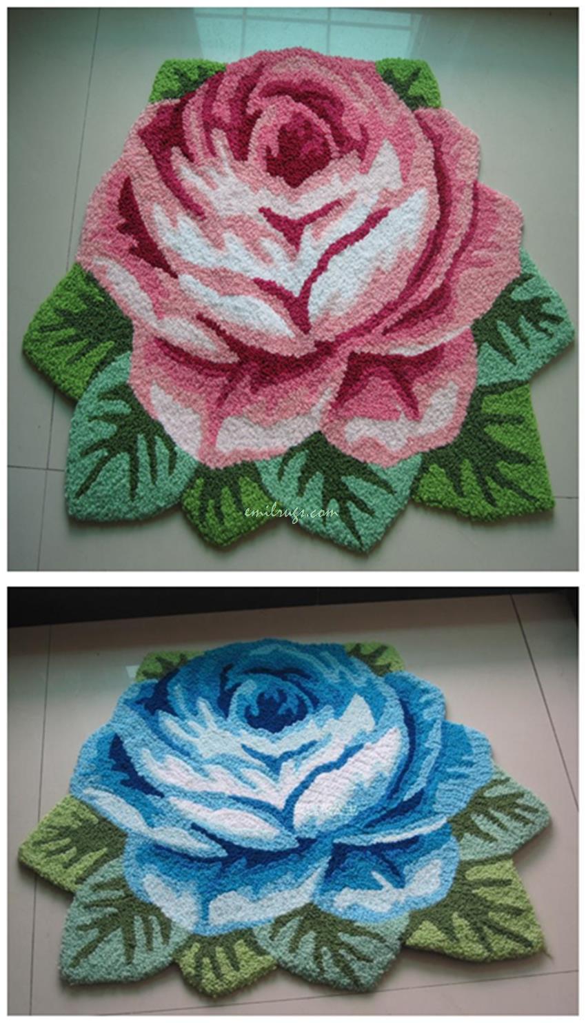 rose fleur tapis-achetez des lots à petit prix rose fleur tapis en
