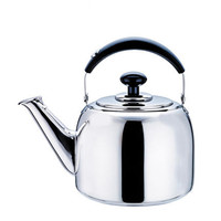Food Grade Thick Stainless Steel Tea Pot Household Induction Cooker Pot Kettle Hotel Restaurant Coffee Pot with filter