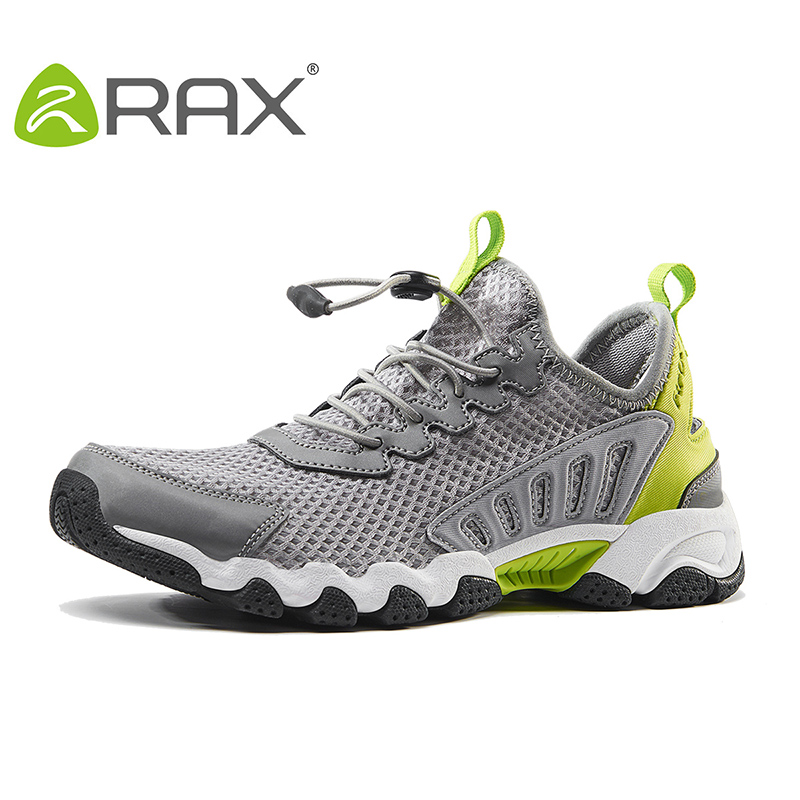Rax 2017 Breathable Trekking Shoes Aqua Shoes Men Women Summer Lightweight Hiking Shoes Outdoor Walking Fishing Shoes Zapatos
