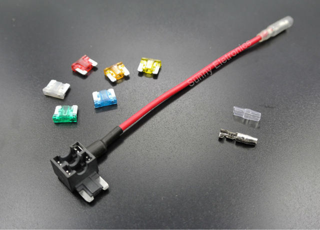 Add A Circuitquot Micro2 Fuse Blade Size Add A Circuit Fuse Holders
