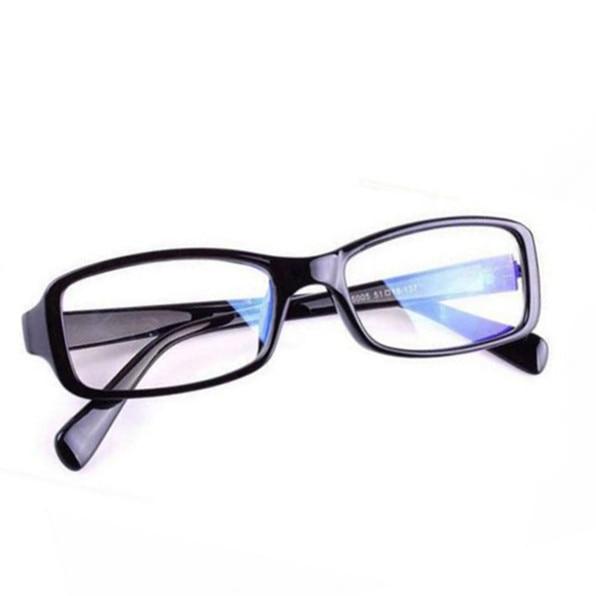 7330501bd مكافحة الأزرق الرجال المرأة قصر النظر النظارات إطار الموضة البصرية العين  واضح مع عدسة انفصال نظارات نظارات إطارات الزجاج