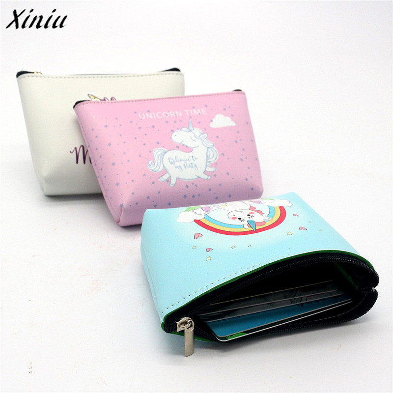 Cartoon Cute Small Kids Womens Purse Coin Wallet Purse Money Pouch Cactus Change Pouch Key Canvas Lovely Girls The Swing Holder Luggage & Bags Purses & Wallets