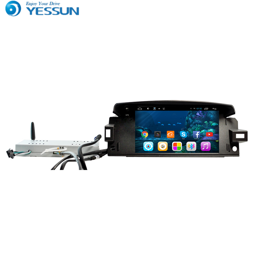 YESSUN For Renault Latitude 2014~2016 Android Car