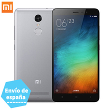 "Global version originale xiaomi redmi note 3 pro smartphone 2 gb ram 16 gb rom snapdragon 650 5.5 ""FHD 16.0MP Caméra D'empreintes Digitales ID"