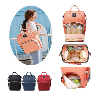 Fashion Mommy Diaper Bag Large