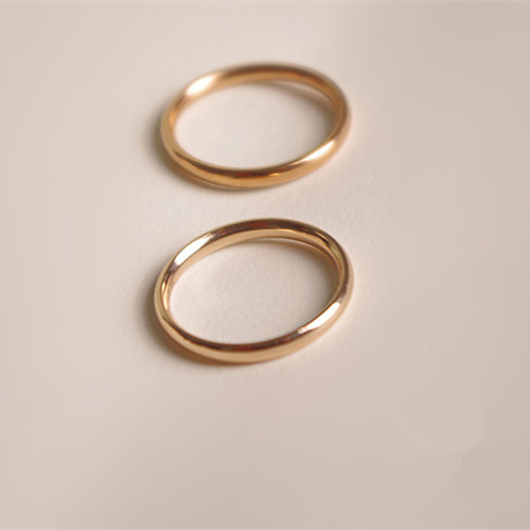 New Fashion Unique Style Gold Midi Finger Knuckle Rings Cute Ring For Women Girls Children Size