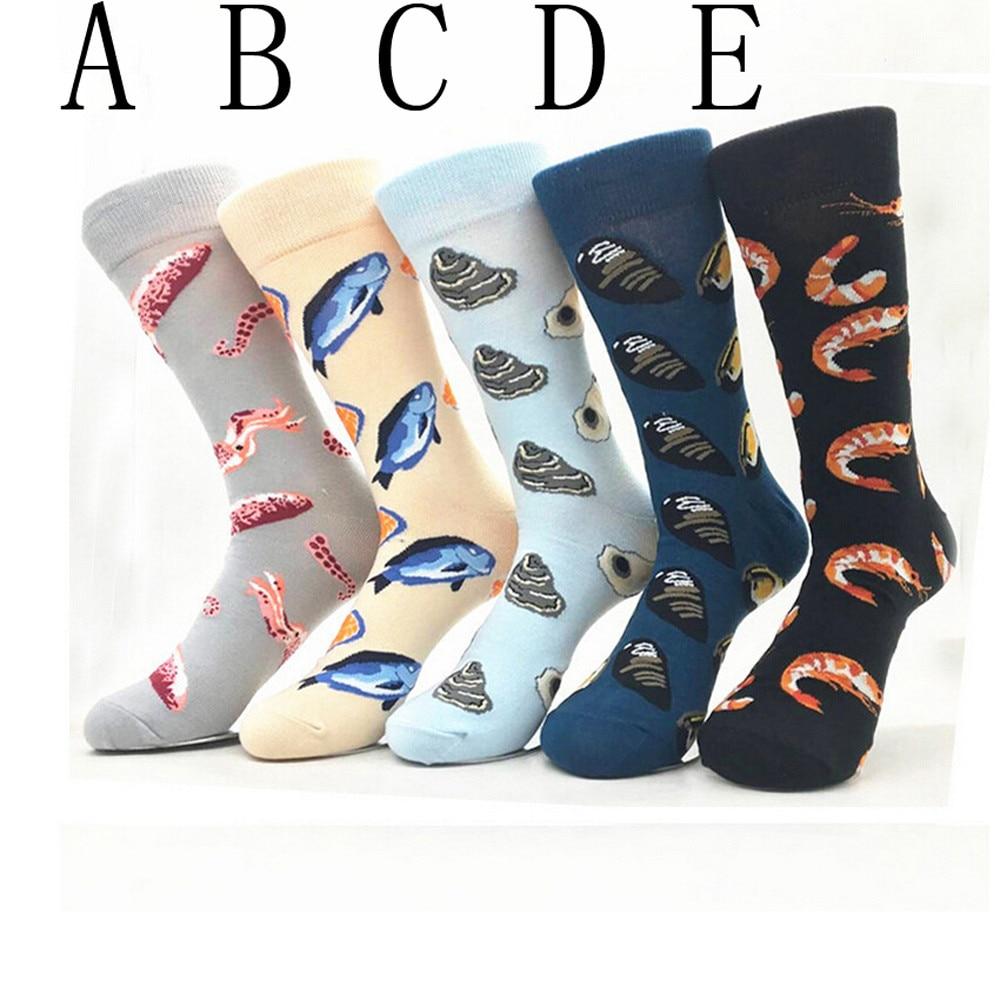 Unisex Casual Cotton Socks Fashion Mens Women Socks