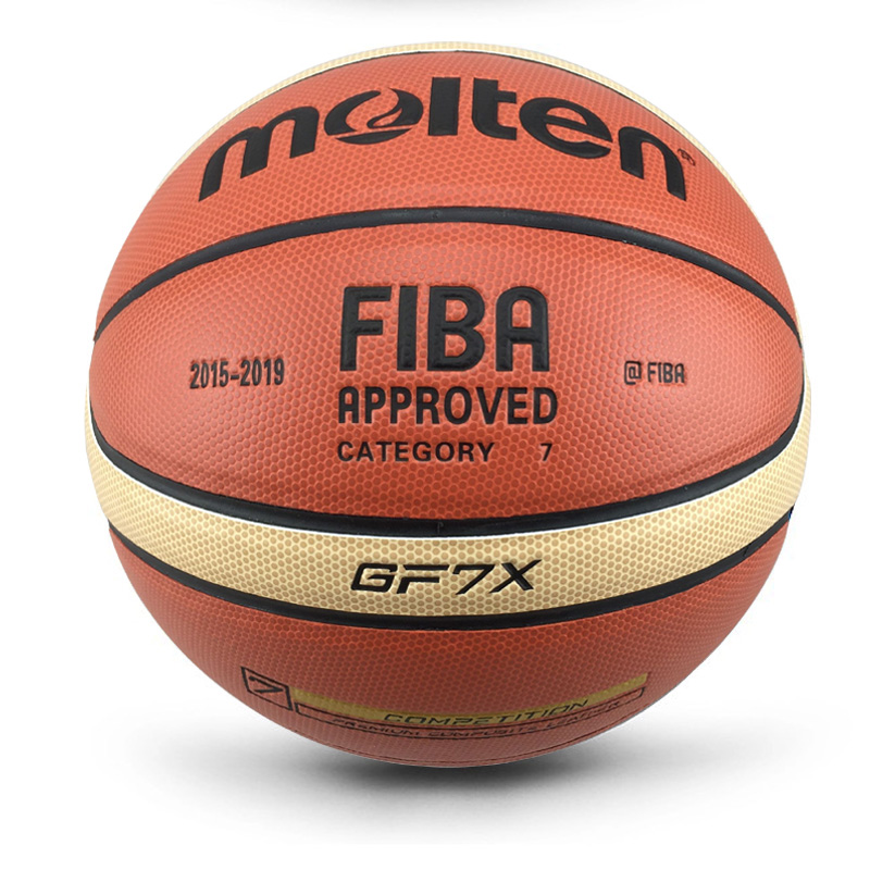 Image 5 - 2018 New Arrive Outdoor Indoor Size 7/6/5  PU Leather Basketball Ball Training Basket Ball Basketball Net +Ball Needle Basketbol-in Basketballs from Sports & Entertainment