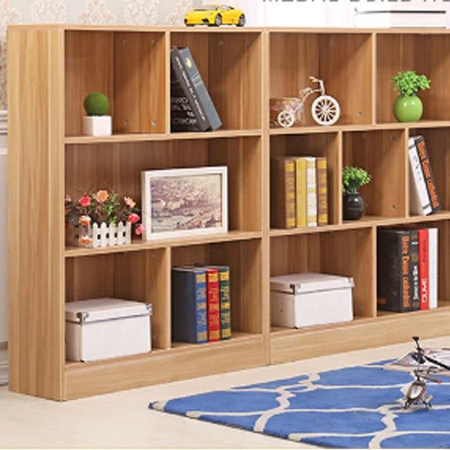 Fashion Free Combination Small Cabinet Creative Storage Locker Desktop Bookcase Children S School Bookshelf