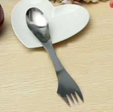 Creative 3 In 1 Stainless Steel Cutlery Utensils