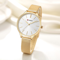 CURREN Women Watches Luxury Couple Dress Wristwatch Relogio Feminino Clock For Women Montre Femme Quartz Ladies